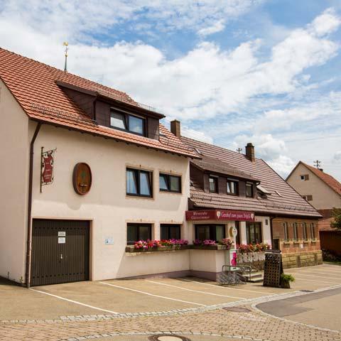 Troepfle-Korb-Haus